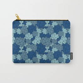 I löv löv - in blue Carry-All Pouch