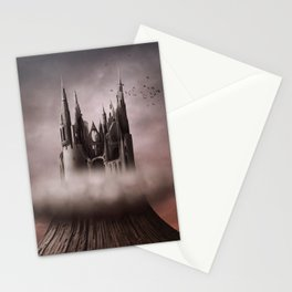Gothic Castle Ruins Stationery Cards