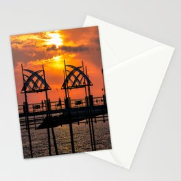California Dreaming - Redondo Beach Pier Stationery Cards
