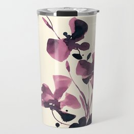 Organic Impressions 334zs by Kathy Morton Stanion Travel Mug