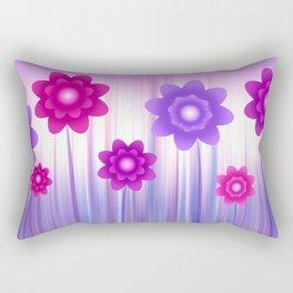 Flower meadow Rectangular Pillow