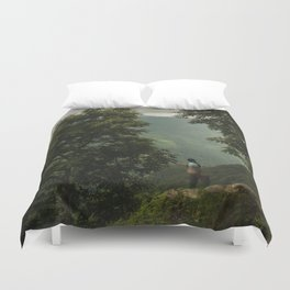 The Hills Have Eyes Duvet Cover