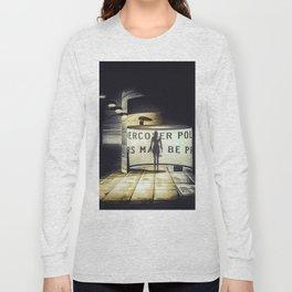 Stranger In Town Long Sleeve T-shirt