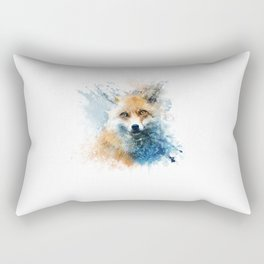 sly fox Rectangular Pillow
