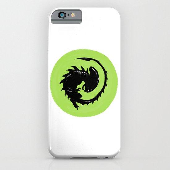 Alien Origin iPhone & iPod Case