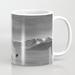 Horses in the Mountains Coffee Mug