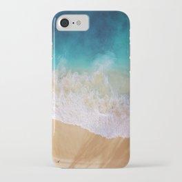 Sea love iPhone Case