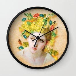 Demeter Wall Clock