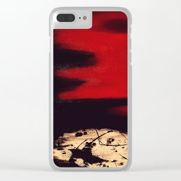 Untitled - Abstract 2 Clear iPhone Case