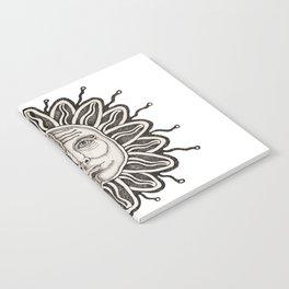 Black Sun Notebook