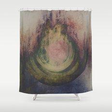 Spiritual travel Shower Curtain