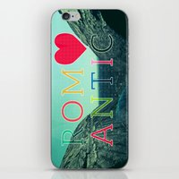 romantic iPhone & iPod Skins featuring ROMANTIC by famenxt