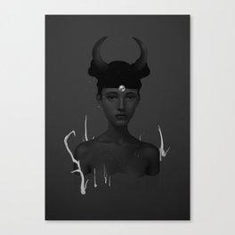 Quiet Echoes Canvas Print