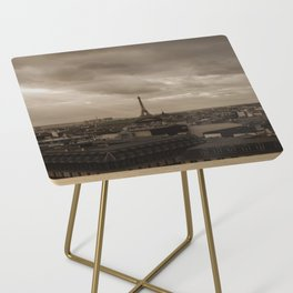 Rooftop view of Paris Side Table