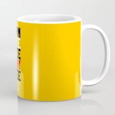 Mickey on Yellow Coffee Mug
