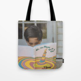 Places you'll go Tote Bag