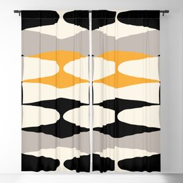 Zaha Bee Blackout Curtain
