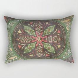 Floret_Flourish_SA_01a Rectangular Pillow