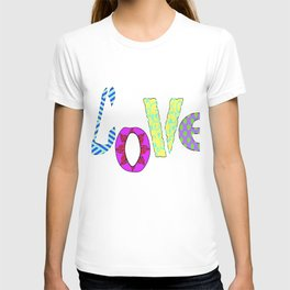 Love for all T-shirt