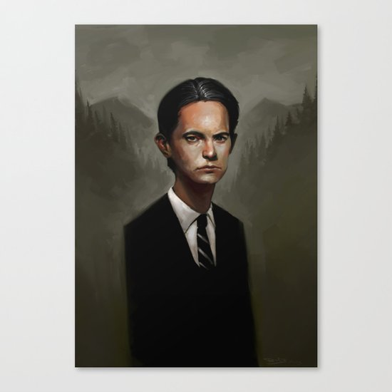 Coop Canvas Print