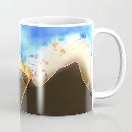 Eagle Soaring (Daylight) Coffee Mug