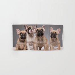 Puppy Gang Hand & Bath Towel