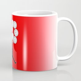 Flying With Time Coffee Mug