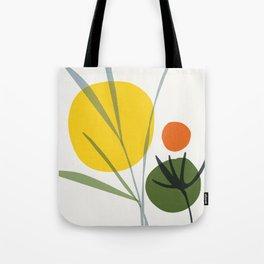zen garden wilderness Tote Bag