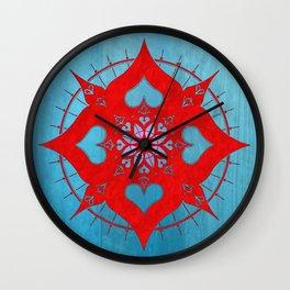 lianai redstone Wall Clock