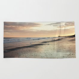 Somnolent Sea Beach Towel