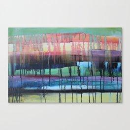 Slow Poison  Canvas Print