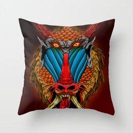 Rafreaki Throw Pillow