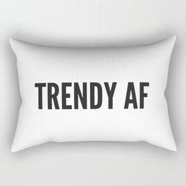Trendy AF Rectangular Pillow
