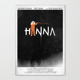 HANNA 1 Canvas Print