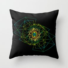 UNIVERSE 53 Throw Pillow