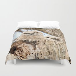 Sibling Espionage Duvet Cover