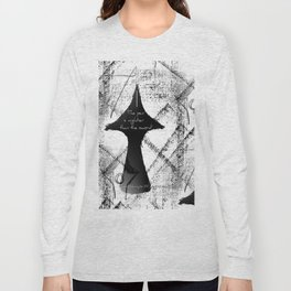 The Pen is Mightier Than The Sword Long Sleeve T-shirt