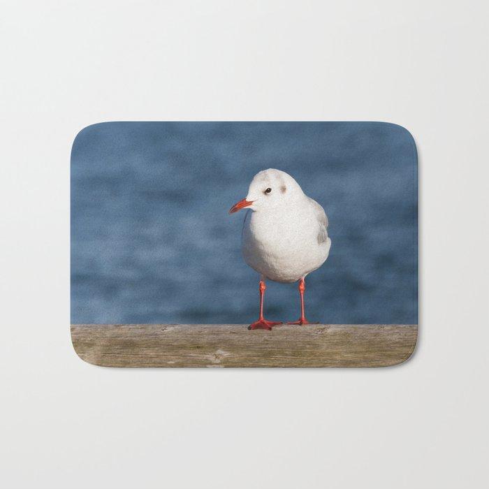 Sea-gull Bath Mat