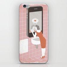 Narcissism 2.0 iPhone Skin