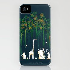 Re-paint the Forest iPhone (4, 4s) Slim Case