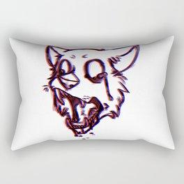 Agony Rectangular Pillow
