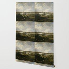 Joseph Mallord William Turner - London from Greenwich Park Wallpaper
