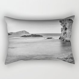 Thinking .... BN Rectangular Pillow