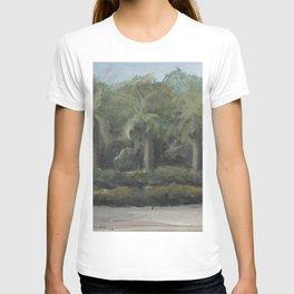 Triple Palms AC140415a T-shirt