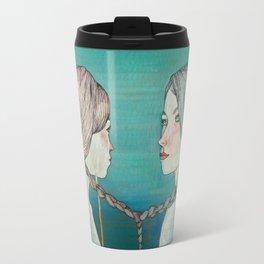 örgü / braid Travel Mug