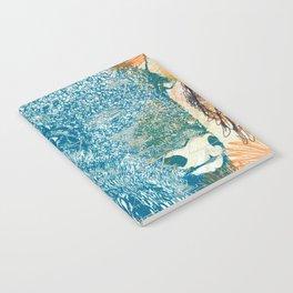 Blue Bison Notebook