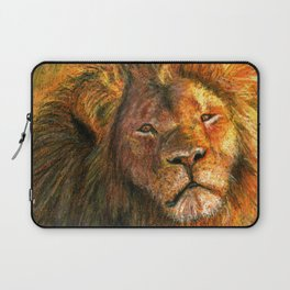 Cecil the Lion Laptop Sleeve