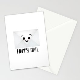 Happy Mail Stationery Cards