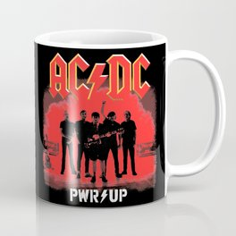 AC/DC Pwr Up Coffee Mug