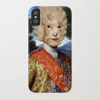 lamb iPhone & iPod Cases featuring Lamb by DIVIDUS